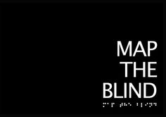 MAP THE BLIND (FINAL BOOK) on Behance