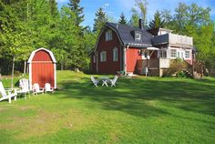 Hus 8 bedden Ingarö Hyrbo ID: 2031 12000 v sö-sö