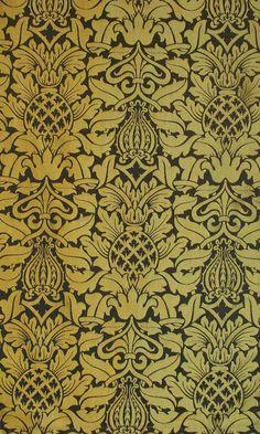victorian fabric patterns