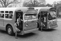 In the old days, even hotties took the bus.