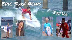 Filipe Toledo, Mick Fanning, US Open of Surfing News July 2016