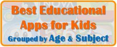 Best Educational Apps for Kids up Elem and Middle School