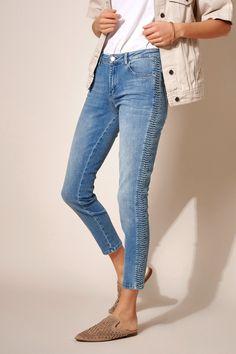 Rosner Damen Jeans Antonia_311 Blau | SAILERstyle Trends, Skinny, Elegant, Pants, Fashion, Beautiful Figure, Cloakroom Basin, Reach In Closet, Scale Model