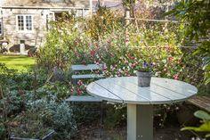 Liz & Tim's Quaint Seaside Cottage & Garden