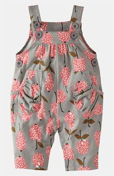 Mini Boden Jersey Overalls (Infant) available at #Nordstrom