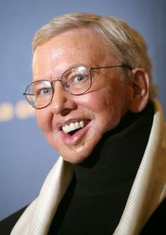 Roger Ebert dies at age 70.  He died of thyroid cancer.  How he suffered.  He fought strong until the end.  May he forever rest in peace.  He will be missed so much!