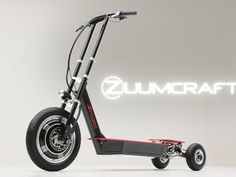 Zuumer - Urban mobility made fun for everyone! by Tim Huntzinger