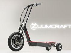 Zuumer - Urban mobility made fun for everyone! by Tim Huntzinger