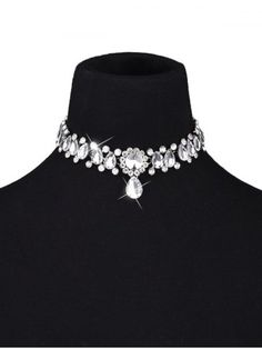 GET $50 NOW | Join RoseGal: Get YOUR $50 NOW!http://www.rosegal.com/necklaces/artificial-gem-water-drop-choker-842231.html?seid=7336425rg842231