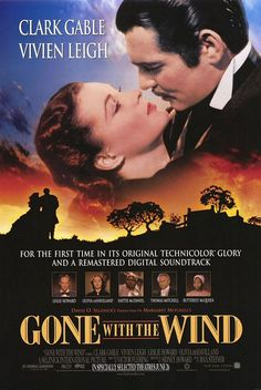 Gone With The Wind - the one book with absolutely perfect casting. Even the gowns each woman wore were exact duplicates of what was described in the book.