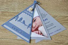 Faire-part ou carte d'invitation Naissance, Baptême, Anniversaire Tip indien. Visible sur Etsy : https://www.etsy.com/fr/listing/548768005/faire-part-de-naissance-ou-bapteme?ref=shop_home_feat_1