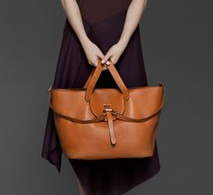 017ef3e234cf tan thela bag and interior clutch by meli melo    Roztayger    Designer  Handbags