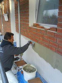 Professionelle Renovierung der Fassade durch die H & P Renovierungsservice GmbH in Köln (50735)   Maler.org