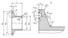 ISO 2852 Ferrule Dimensions