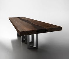Modern Wood Dining Tables 10 remarkable dining tables that will steal your neighbors