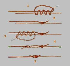 Adjustable sliding knots are a great alternative to struggling with a clasp on a bracelet. Just pull the two bracelet ends to tighten until comfortable.Master the sliding knot with this step-by-step tutorial. Jewelry Knots, Bracelet Knots, Bracelet Crafts, Jewelry Crafts, Beaded Jewelry, Knots For Bracelets, Slide Knot Bracelet, Hemp Bracelet Tutorial, Jewellery