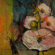 """Angela Fusenig, """"Motiv 4, Serie Springtime"""" Mit einem Klick auf 'Als Kunstkarte versenden' versenden Sie kostenlos dieses Werk Ihren Freunden und Bekannten."""
