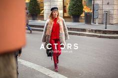 ACTORS-выбор ярких, смелых и целеустремленных личностей. Двигайся на встречу прогрессу вместе с нами👊🏻 #actors #actorsfur #streetfashion #furstyle #look #mode #style #styles #fashionstyle #fashionworld #мехакиев #шубакиев #kyiv #mifur2018 #fur2018 #fashionista Fashion Week 2018, Milan Fashion, Canada Goose Jackets, Winter Jackets, Actors, Winter Coats, Winter Vest Outfits, Actor