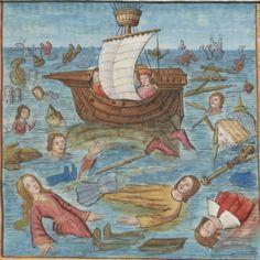« La Vie Nostre Dame », en vers, suivie de quelques pièces en son honneur. Date d'édition : 1501-1600 Type : manuscrit Langue : Français Format : Vélin, miniatures Droits : domaine public Identifiant : ark:/12148/btv1b8539715s