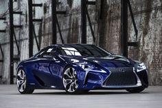 Lexus LFA replacement
