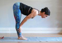 hamstring yoga