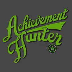 Achievement Hunter Script Zipper Hoodie
