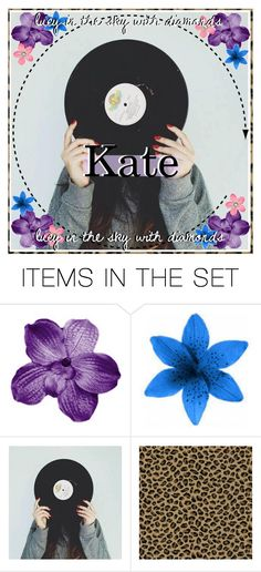 """Requested Icon // Kate"" by doors-of-death-fandom ❤ liked on Polyvore featuring art and brooklynbriteicons"