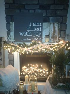 Cottage Christmas, Christmas Ideas, Joy, Table Decorations, Signs, Home Decor, Decoration Home, Room Decor, Shop Signs