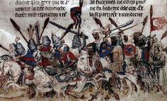 La plus grande victoire des croisés: Montgisard!