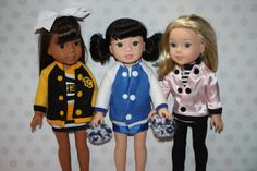 Spirit Jacket doll clothing PDF Sewing Pattern by ColesCreations