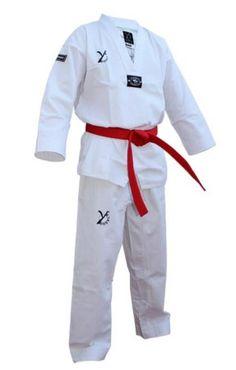DOUBLE Y CHALLENGER Dobok Taekwondo