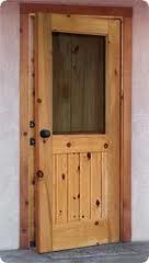 wooden screen door - Google Search