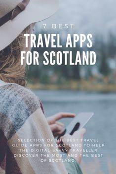 Travel Essentials - Scotland's Travel Guide Apps Selection of the best travel guide apps for Scotland to help the digital-savvy traveller discover the most and the best of Scotland Travel Guide, Scotland Vacation, Scotland Road Trip, Best Travel Apps, Best Travel Guides, Free Travel, Travel Tips, Travel Destinations, Travel Info
