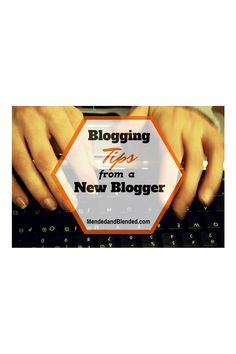 Even though my blog is over a year old, I still consider myself a new blogger. A few years ago, my husband and I felt led to start a blog. I did a little research on it and we prayed about it for a while. Several months later Blogelina ran an awesome deal that was … Continue reading Blogging Tips from a New Blogger →