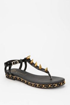 Spikes & chains #urbanoutfitters