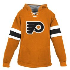 Reebok Philadelphia Flyers Vintage Fleece Hoodie $60.00