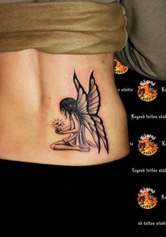 Fairy Tattoos Ideas
