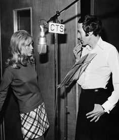 With Nancy Sinatra (You Only Live Twice)