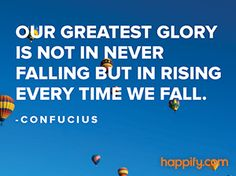 Remember This When Things Seem Daunting - Nelson Mandela - Happify Daily