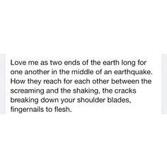Word Love Poems
