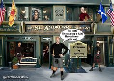 """Our """"An Evening with Graham McTavish"""" Event"""