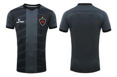 terceira camisa do Botafogo-PB 2016-2017 Super Bolla