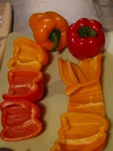 180 calories each - stuffed peppers healthy recipe Recipes Using Ground Turkey, Turkey Recipes, New Recipes, Favorite Recipes, Dinner Recipes, Healthy Snacks, Healthy Eating, Healthy Recipes, Turkey Bowl
