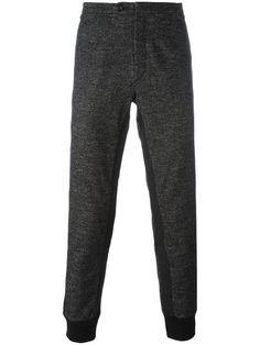 DOLCE & GABBANA tweed track pants. #dolcegabbana #cloth #pants