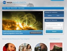 #NASA presenta un nuevo portal educativo