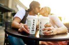 Or what about this one, for the coffee addicts amongst us ;) 20 Creative and Unique Save the Date Ideas