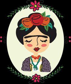 Kahlo Paintings, Easy Paintings, Felt Kids, Frida Art, Painted Mugs, Madhubani Painting, Art Lesson Plans, Drawing People, Easy Drawings