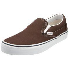 Vans Unisex Classic SlipOn Espresso Skate Shoe 55 Men US 7 Women US -- Want 88e766840