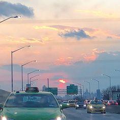 Grunge, City Girl, Aesthetic Photo, My Sunshine, The Dreamers, Serenity, Beautiful Places, Beautiful Scenery, Sunrise