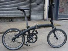 Our Bikes - Secondhand Bikes - Folding Bikes - Dahon Mu Uno Foldup Bike - Camden Cycles